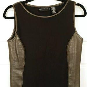 Merino Wool  Pullover Tank Top